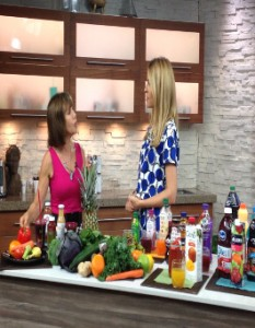 BT Juices with Rose Reisman