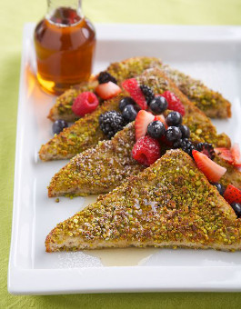 rose reimsan pistachio french toast