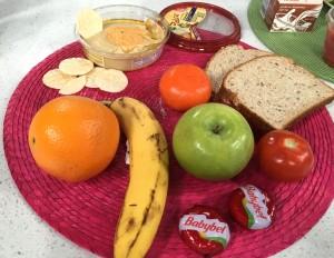 BT Rose Reisman School Lunch