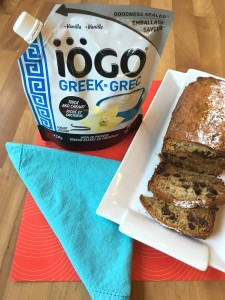 Rose Reisman Banana Bread - Iogo