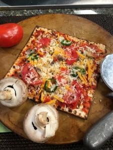 Rose Reisman Passover Recipe Matza Pizza