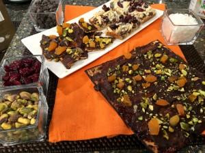 Rose Reisman Passover Recipes Matza Bark and Hello Dolly Matza Bar