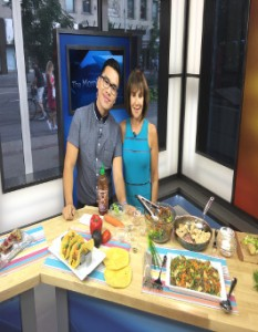 Rose Reisman The Morning Show - Rush Hour Meals