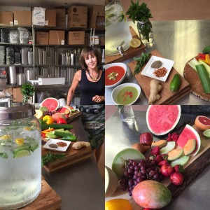 What to eat and drink to stay cool - CityTV July 2016