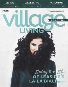 Village Living Magazine - September 2016