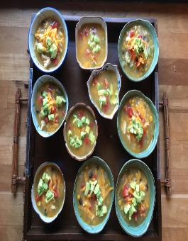Taco Tex Mex Soup