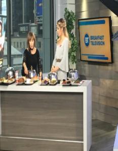 Rose Reisman Comfort Foods Breakfast Television
