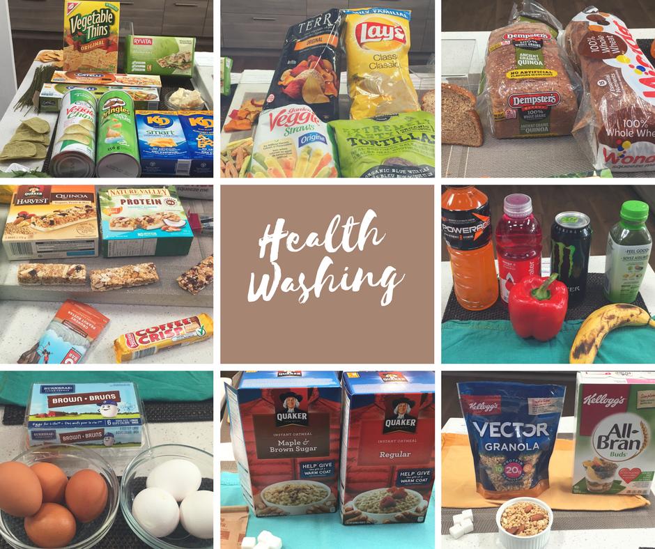 Health Washing Healthy Foods That Aren't Rose Reisman Breakfast Television
