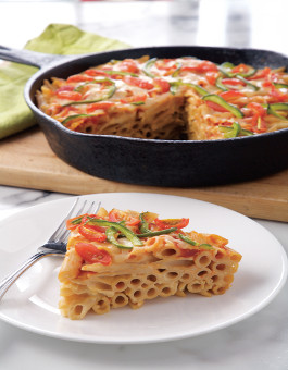 Pizza Mac and Cheese Pie Recipe by Rose Reisman