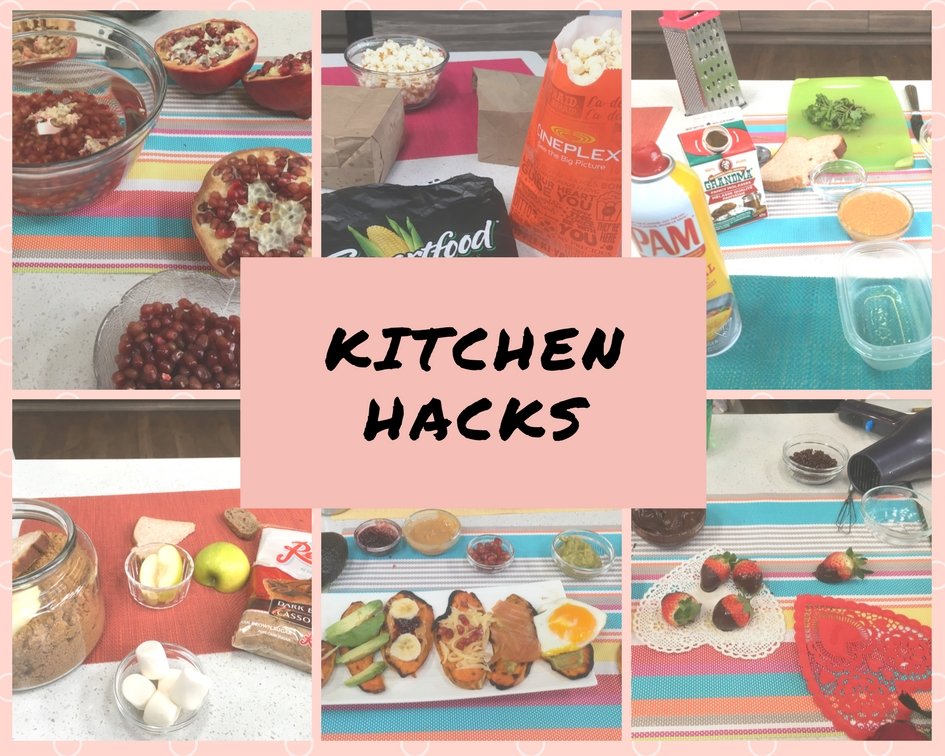 Kitchen Hacks Rose Reisman BT