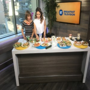 Healthy Food Swaps Breakfast Television Rose Reisman