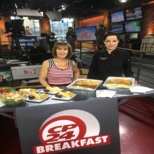Rose Reisman Rose's Family Meals CP24