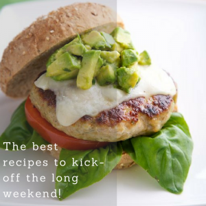 The best recipes to kick-off the long weekend california pesto chicken burger recipe