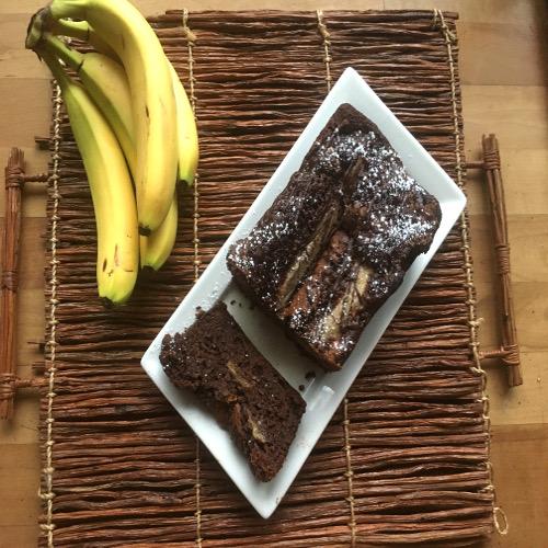 Double Chocolate Banana Bread Rose Reisman