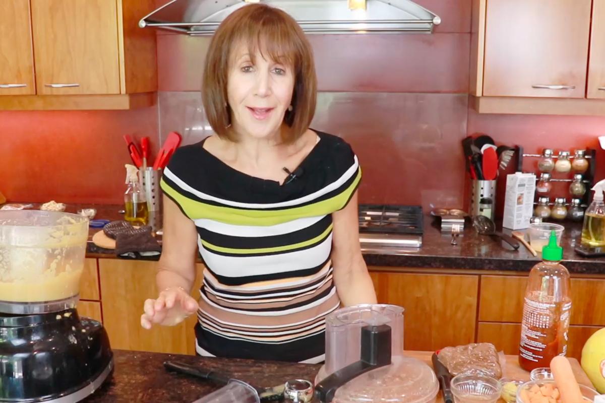 Rose Reisman Virtual Cooking Classes