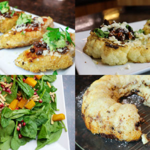 October Fall Cooking Series of Classes